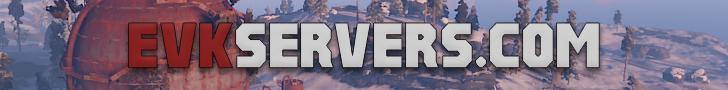 EVK Rust Servers