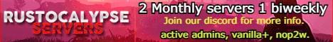 Rustocalypse Monthly