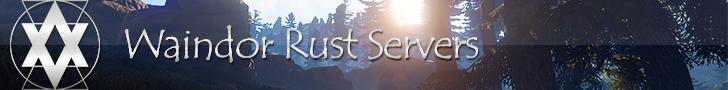Waindor Rust Servers