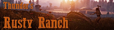 Rusty Ranch 3x