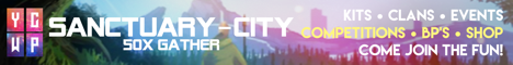 SANCTUARY-CITY 50X || Insta/Kits/Quests/Clans